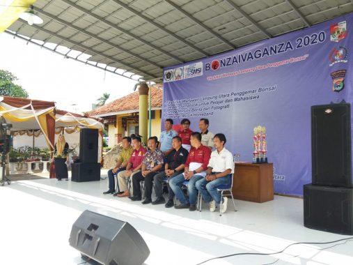 Pemkab Lampung Utara Sambut Baik Bonzaivaganza