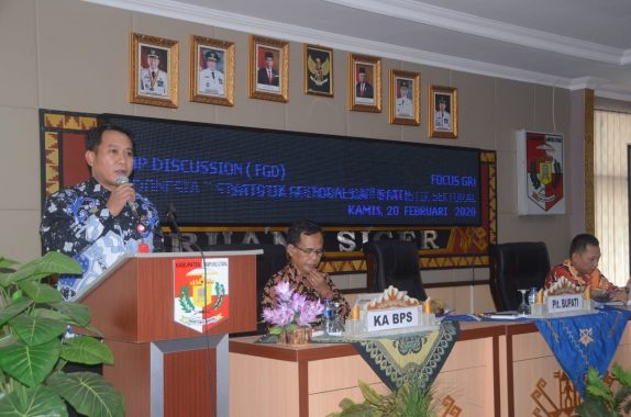Pemkab Lampung Utara Sambut Baik Sensus Penduduk