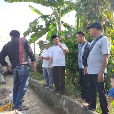 Ahmad Mufti Salim Kunjungi Kelurahan Hadimulyo Metro Pusat
