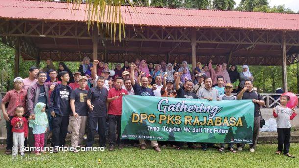 PKS Rajabasa Gelar Silaturahmi dan Ramah Tamah Keluarga Kader di Tabek Indah