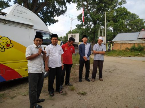 Ahmad Khuseini Siap Optimalkan Mobil Layanan dan Ambulans Metro Bahagia