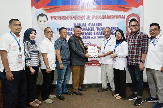 Yusuf Kohar Paparkan Mimpinya Bangun Bandar Lampung di Partai Perindo