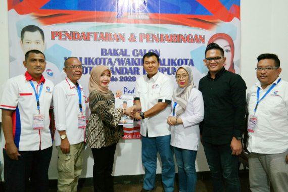 Rycko Menoza Bedah Visi Misi Bandar Lampung BARU di Partai Perindo