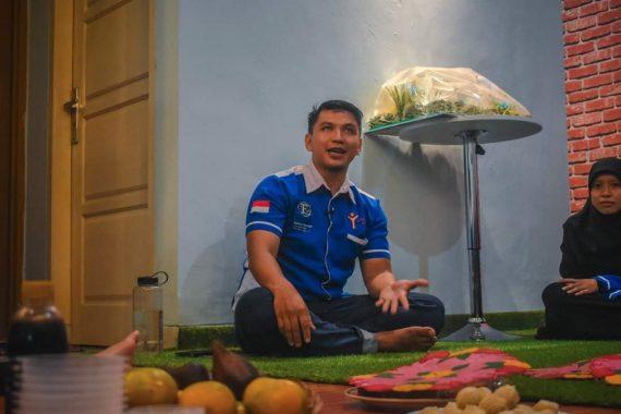 Markas Juara, Ikhtiar Hengki Yuliansyah untuk Milenial
