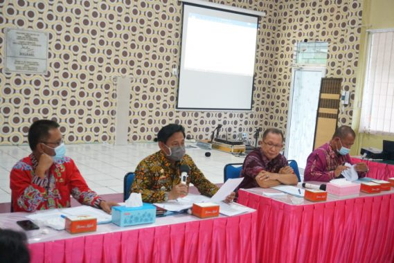 Pemkab Lampung Selatan Bentuk Gugus Tugas Penanganan Virus Corona