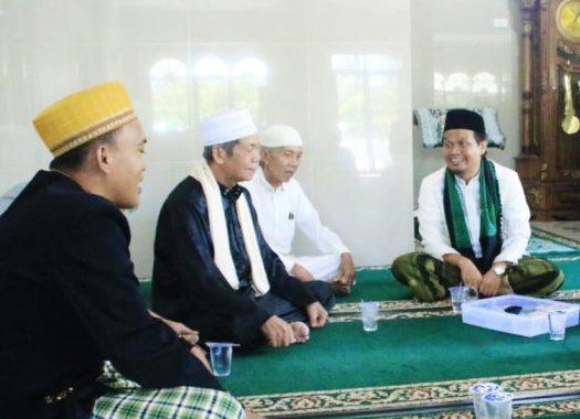 Mufti Salim Khotbah Jumat di Yosorejo Metro Timur