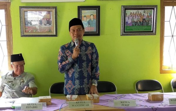 Mufti Salim Ingin Bahagiakan Anggota Pepabri Kota Metro