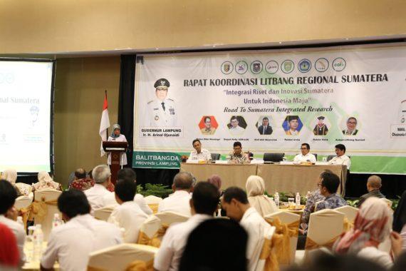 Wakil Gubernur Lampung Chusnunia Chalim Buka Kejuaraan Internasional Pencak Silat Piala Kemenpora