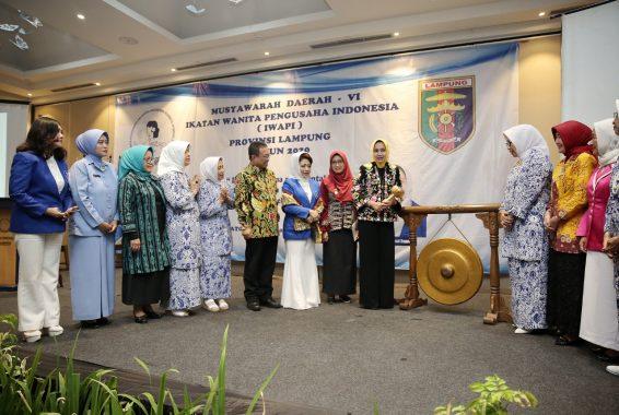Wakil Bupati Tulangbawang Barat Fauzi Hasan Kukuhkan Guru Penggerak
