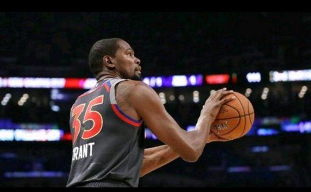 Pebasket Brooklyn Nets Kevin Durant Positif Corona