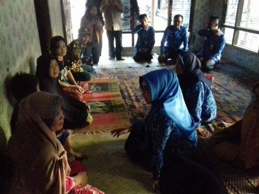 Jamaah Masjid Da'watul Ihsan Hajimena Dapat Ceramah Soal Pencegahan Corona