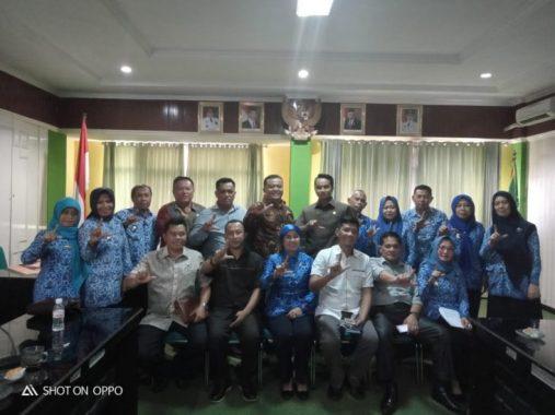 Advertorial: Komisi II DPRD Tanggamus Kunjungan Kerja ke Dinas Pertanian Tanaman Pangan dan Hortikultura Lampung