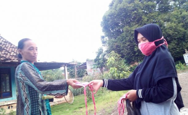 Wakil Gubernur Lampung Chusnunia Chalim Pimpin Penyemprotan Disinfektan