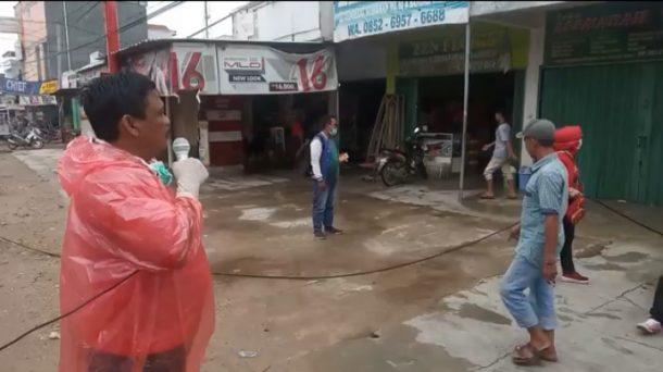 Ngamuk Lihat Warnet di Bandarjaya Penuh Pelajar, Ketua DPRD Lampung Tengah Bubarkan Pakai Pengeras Suara