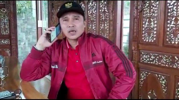 Pasien Covid-19 Kabur ke Lampung Barat, Bupati Parosil Mabsus Telepon: Sayangi Keluarga Kamu