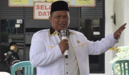 Fraksi PKS Minta Wali Kota Herman HN Tata Ulang Anggaran