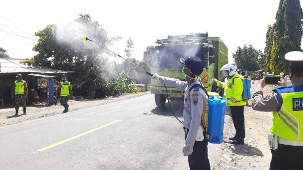 Tim Gugus Tugas Covid-19 Lampung Selatan Perketat Pelabuhan Bakauheni dan Daerah Perbatasan