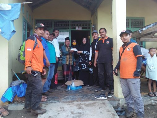 Anggota DPRD Bandar Lampung Asal PKS Minta Wali Kota Herman HN Perbaiki Jembatan dan Jalan Rusak Imbas Banjir