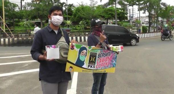 Anggota DPRD Lampung Utara Sumbangkan Gaji untuk Bantu Pencegahan Penyebaran Virus Corona