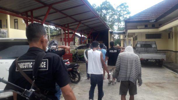 Gara-Gara Narkoba, Warga Kotaagung Tanggamus Dibekuk Polisi