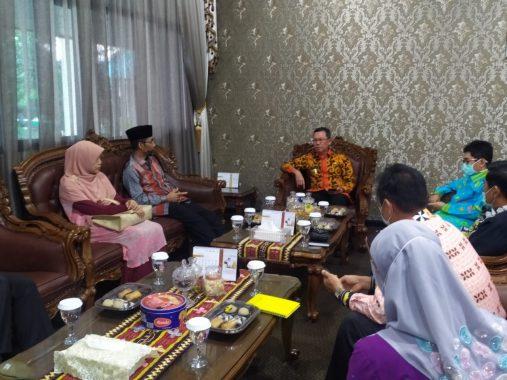 Abdul Hakim Pantau Kebijakan Fiskal Lampung Terkait Covid-19