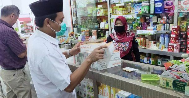 Mufti Salim Borong Vitamin C dan Jas Hujan, Untuk Apa, Ustaz?