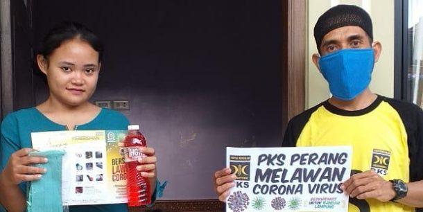 Fakhrudin Nugraha Minta Pemkab Tanggamus Segera Refocusing Anggaran untuk Penanganan Wabah Corona