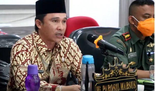 Pasien Covid-19 Warga Lampung Barat Meninggal Dunia dan Dimakamkan di Sekincau