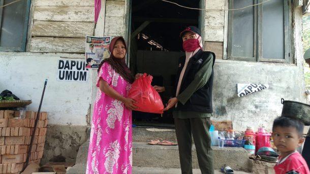 ACT Lampung Salurkan Bantuan untuk Korban Longsor di Pesawaran