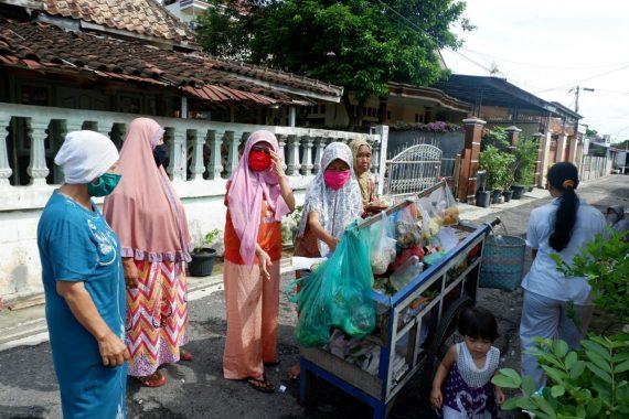 Gabungan Komunitas Gerakkan Penggunaan Masker untuk Warga Bandar Lampung