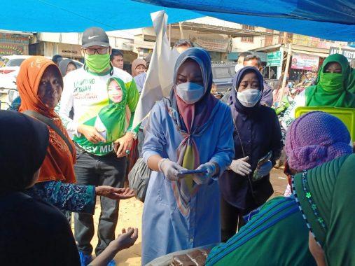 Nessy Kalvia Mustafa Dapat Rekomendasi PKS untuk Bakal Calon Bupati Lampung Tengah