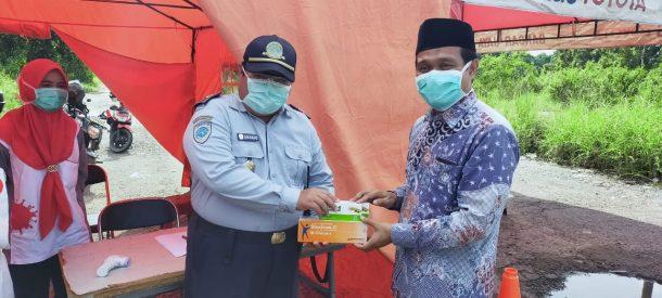 Total Donasi PKS Lampung untuk Penanganan Covid-19 Rp2,82 Miliar