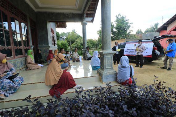 Mufti Salim Sosialisasi Perda Rembuk Desa Atasi Konflik Dampak Pandemi Covid-19