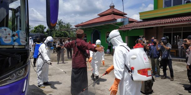 Nanang Ermanto Lantik Pj Sekda Kabupaten Lampung Selatan