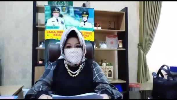 Baru Pulang dari Singapura, Warga Kecamatan Balikbukit Lampung Barat Jalani Rapid Test