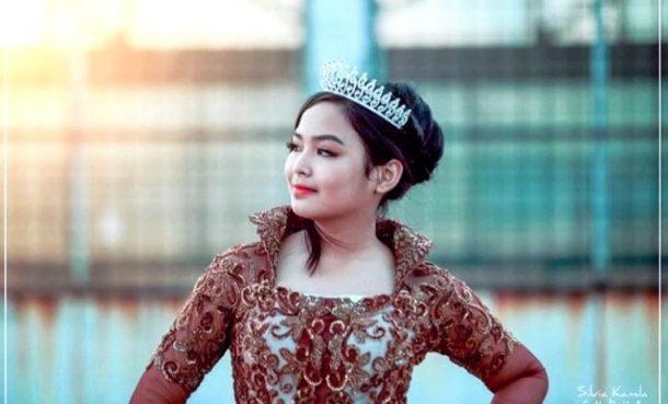 Model Lampung Salvia Kamila: Serius Ingin Jadi Artis