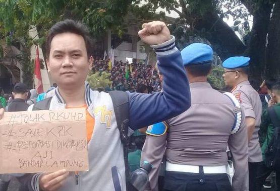 Tingkatkan KapasitasJurnalis, AJI Jakarta-AJI Bandar Lampung Gelar Workshop Pemberitaan Bunuh Diri