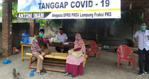 Gempa Magnitudo 5,3 Guncang Tanggamus, Terasa Hingga Bandar Lampung