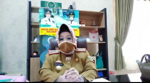 30 Warga Jati Agung Isolasi Mandiri,  Pemkab Lampung Selatan Beri Bantuan
