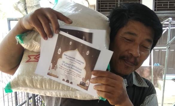 Bina Daya Nusantara Salurkan 200 Paket Bahan Pokok