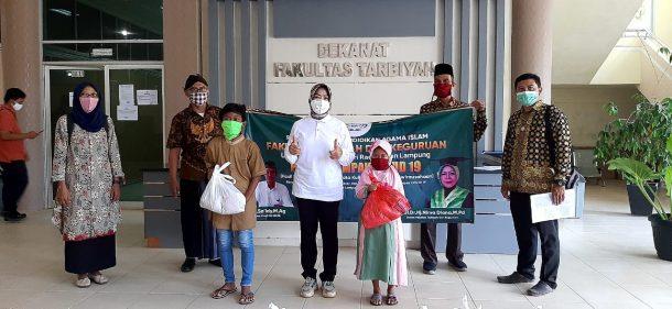 Mahasiswa UIN Raden Intan Lampung Kerjakan Tugas Akhir dengan Aktivitas Manfaat Selama Pandemi Covid-19