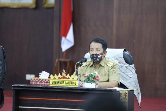 Hari Lahir Pancasila, Gubernur Lampung Arinal Djunaidi Ajak Warga Tingkatkan Gotong Royong