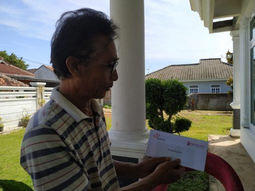 Puasa Duafa: Bambang, Kerja Serabutan yang Penting Ada Penghasilan