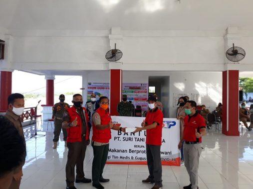 PT Suri Tani Pemuka Lampung Lanjutkan Distribusi 10.500 Nasi Kotak di Bandar Lampung dan Lampung Selatan