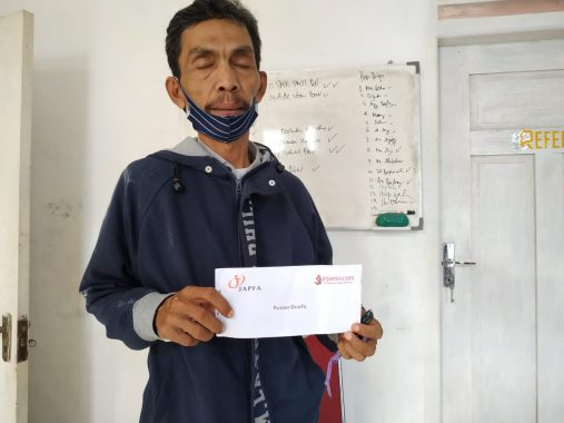 Dapur Umum ACT Lampung di Tulangbawang Layani Relawan dan Warga Terdampak Puting Beliung