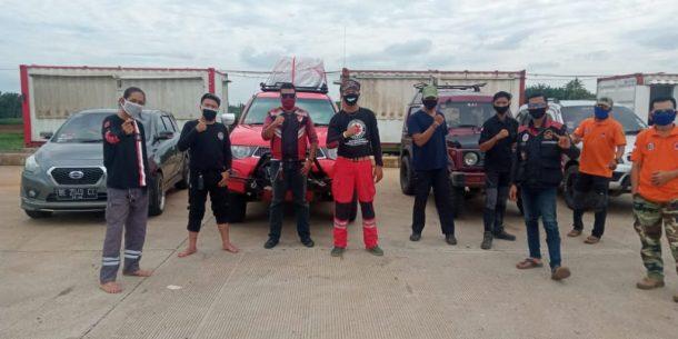 Unit Reaksi Cepat GASPOOL Bantu Korban Puting Beliung di Tulangbawang