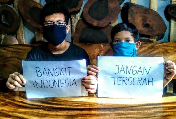 Esai Juwendra Asdiansyah: Bangkit Indonesia, Jangan Terserah