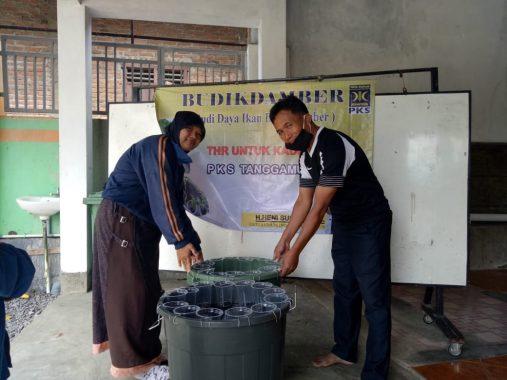 Anggota dan Simpatisan PKS Lampung Diminta Tanam Sayur dan Budidaya Ikan dalam Ember