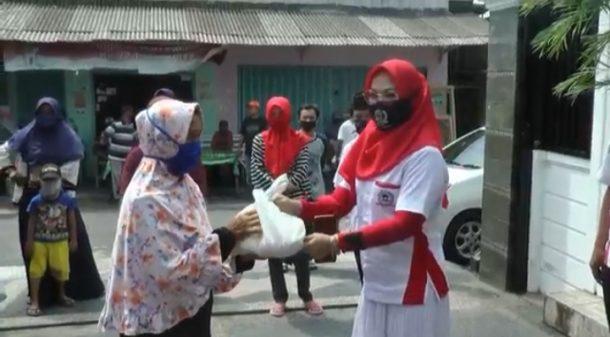 Lembaga Pemberdayaan Masyarakat Bandar Lampung Salurkan 12 Ton Beras Zakat Fitrah
