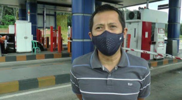 Tol Trans-Sumatera Sepi, Penurunan Kendaraan Mencapai 50 Persen